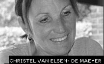 Christel Van Elsen - De Mayer
